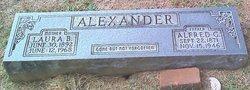Laura Bell <I>Warner</I> Alexander