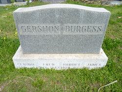 Claudia <I>Burgess</I> Gershon