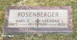 Abraham L Rosenberger