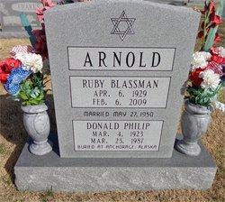 Donald Phillip Arnold