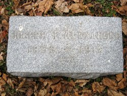 Joseph Theophilus Alexander