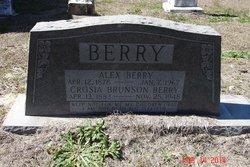 Crosia <I>Brunson</I> Berry