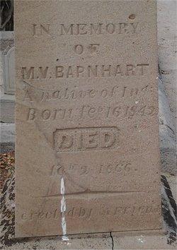 Martin V. Barnhart