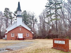 Mary Holly Grove AME Zion Church Cemetery