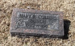 Mary Ruth <I>Collins</I> Bunch