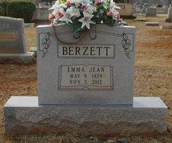 Emma Jean Berzett