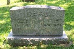 Miles W Earl