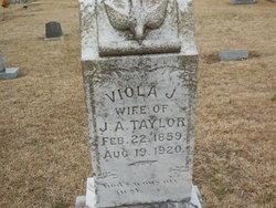 Viola Jane <I>Rhodes</I> Taylor