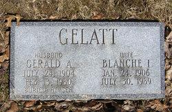 Blanche Isabel <I>Stewart</I> Gelatt