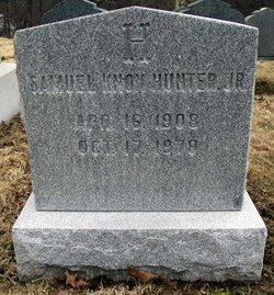 Samuel Knox Hunter, Jr