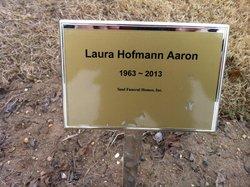 Laura Elizabeth <I>Hofmann</I> Aaron