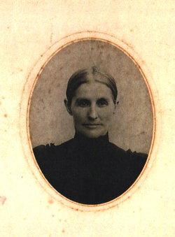 Annie Elizabeth <I>Fravel</I> Bowman