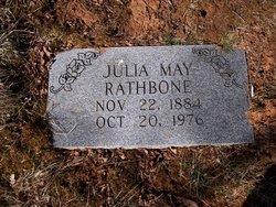 Julia Mae <I>Rathbone</I> Rathbone