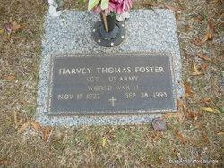 Harvey T Harry Foster