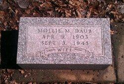 Mollie M. <I>McKinney</I> Daub
