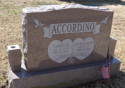 Juanita <I>Carter</I> Accordino