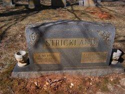 Jessie Gertrude <I>Rathbone</I> Strickland