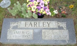Doris Vivian <I>Lehmkuhl</I> Farley