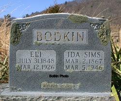 """Elias """"Eli"""" Bodkin"""