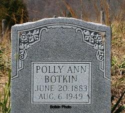 Polly Ann Botkin