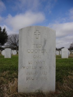 Ted Cooper