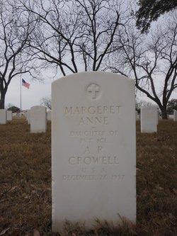 Margaret Anne Crowell