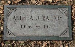 Althea <I>Peach</I> Baldry