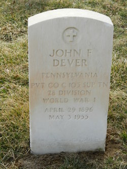 John F Dever