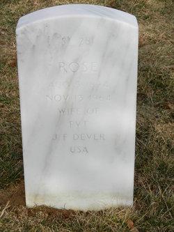 Rose Dever