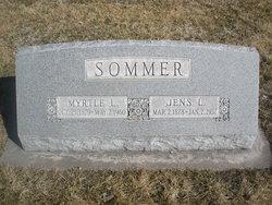 Myrtle L. <I>Fetter</I> Sommer