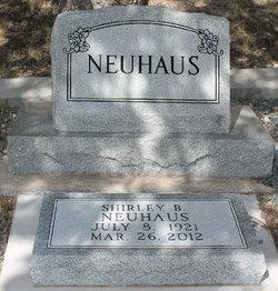 Shirley Neuhaus