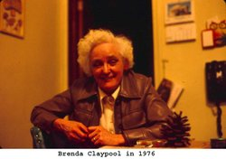 Beatrice Brenda <I>Evans</I> Claypool