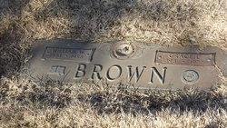 "William Wayne ""Cockeye"" Brown"