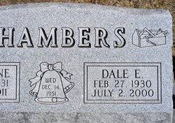 Dale Edward Chambers