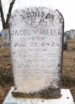 Louisa <I>Goodyear</I> Miller