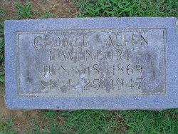 George Allen Davenport