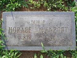Horace McMinn Davenport