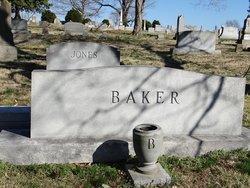 E. Pauline <I>Purdom</I> Baker