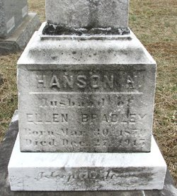 Hanson N. Bradley