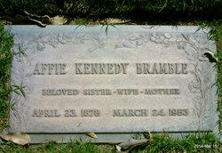 Affie <I>Kennedy</I> Bramble