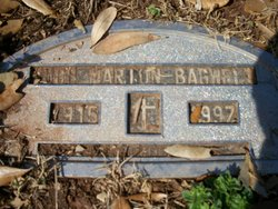 Hugh Marion Bagwell