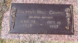 Dorothy Nell Chappel
