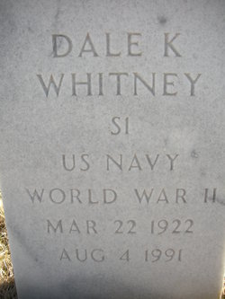 Dale K Whitney
