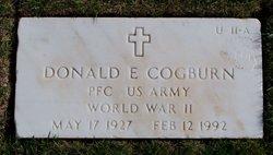 Donald Earl Cogburn