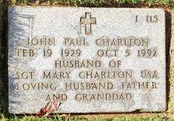 John Paul Charlton