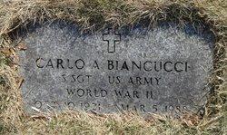 Carlo A Biancucci