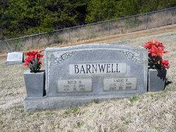 Boyd M Barnwell