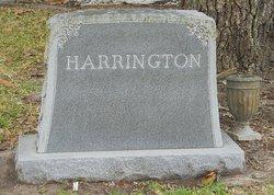 "Florence ""Florene"" <I>Ross</I> Harrington"