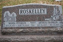 Arthur Franklin Roskelley