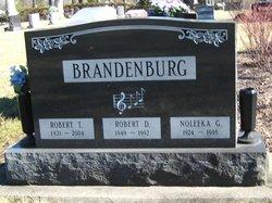 """Noleeka G """"Jeni"""" <I>Napier</I> Brandenburg"""